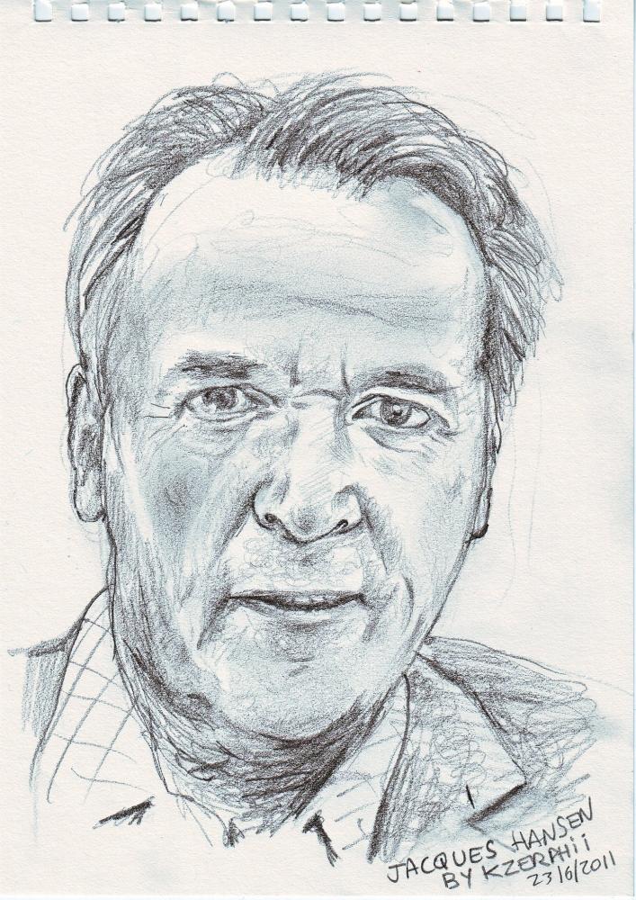 Jacques Hansen par Kzerphii